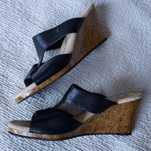👡Rockport Slide Wedge Sandal Size 8.5